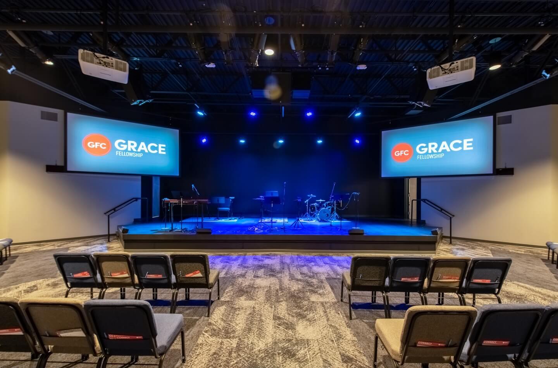 Grace Fellowship Church Interior