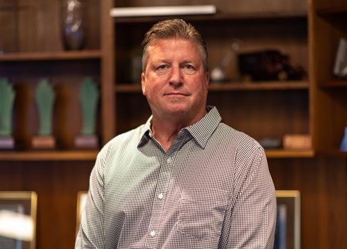Dave Dringenburg Headshot