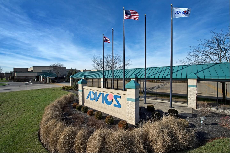 Advics Sign & Facility Building