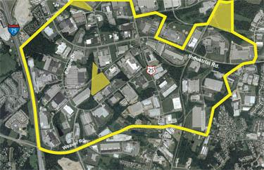 Nky Industrial Park Map