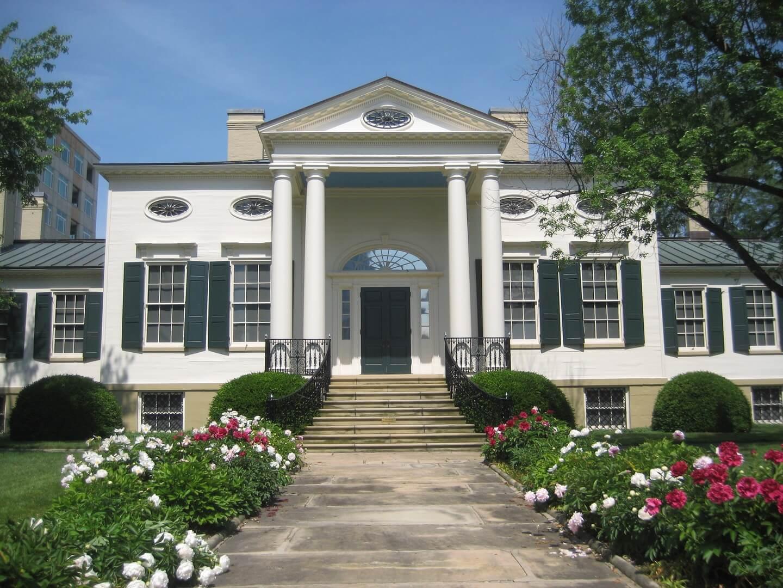 Exterior view of Taft Museum